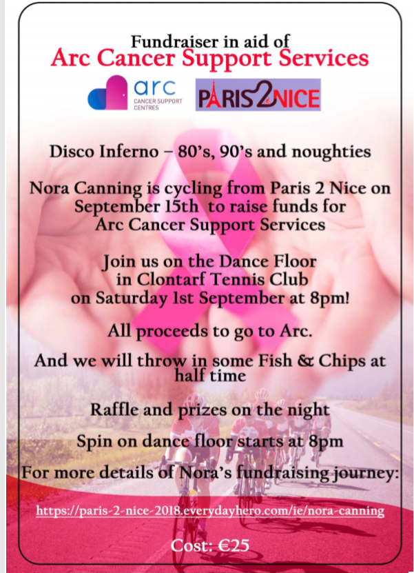 Arc Support Services Fundraiser - Sept. 2018